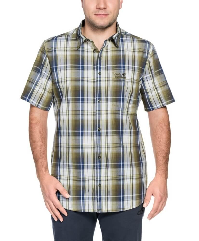 Рубашка мужская HOT CHILI Jack Wolfskin — фото 1
