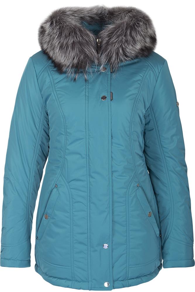 Куртка женская зима 943Ч/72 LimoLady — фото 1
