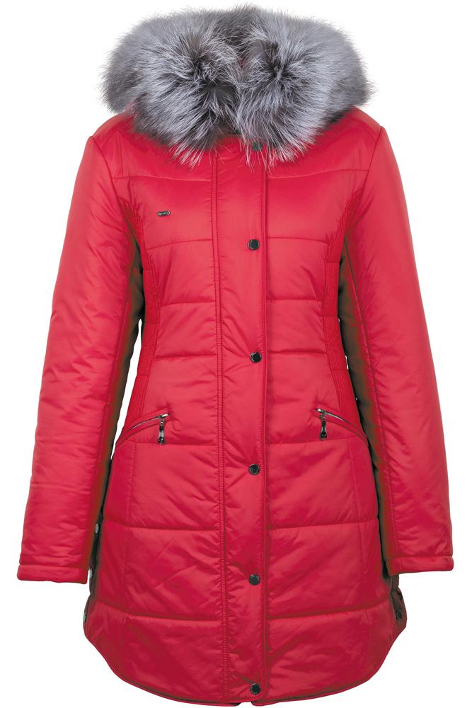 Куртка женская зима 833Ч/87 LimoLady — фото 1