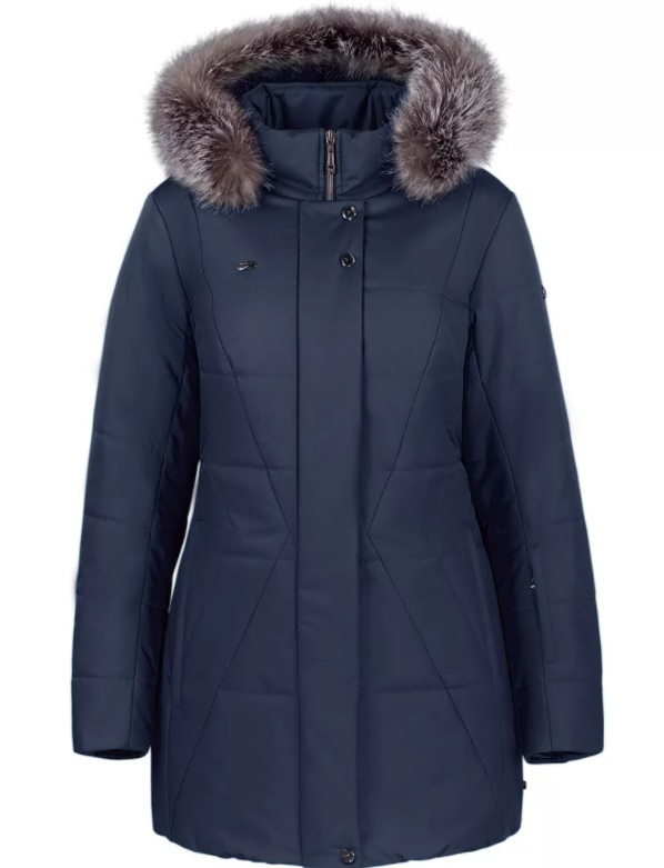 Куртка женская зима 3093F/78 LimoLady — фото 5