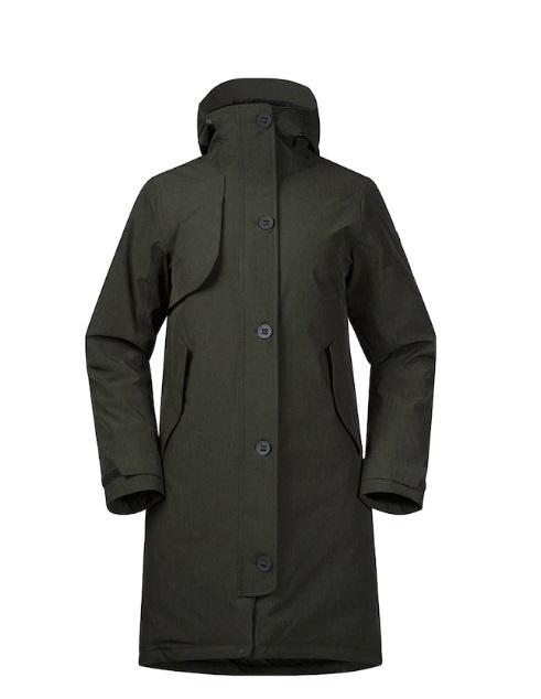 Куртка женская OSLO DOWN W PARKA Bergans — фото 13