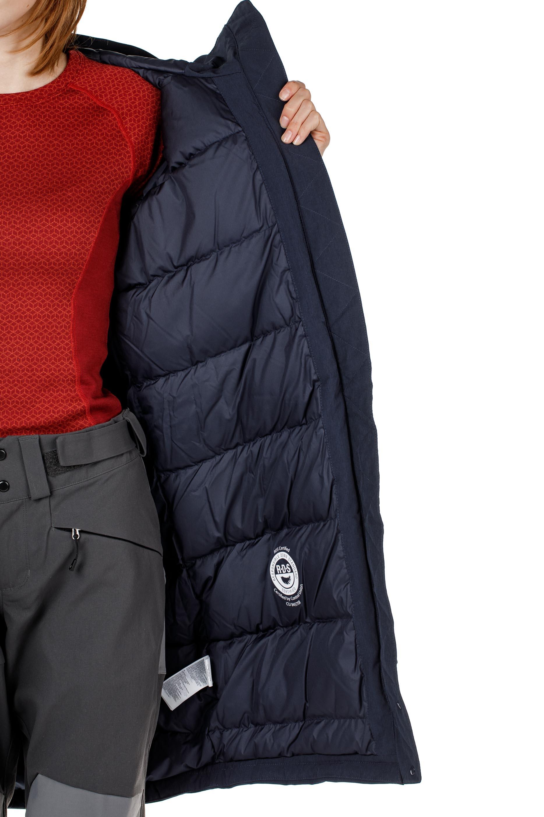 Куртка женская OSLO DOWN W PARKA Bergans — фото 4