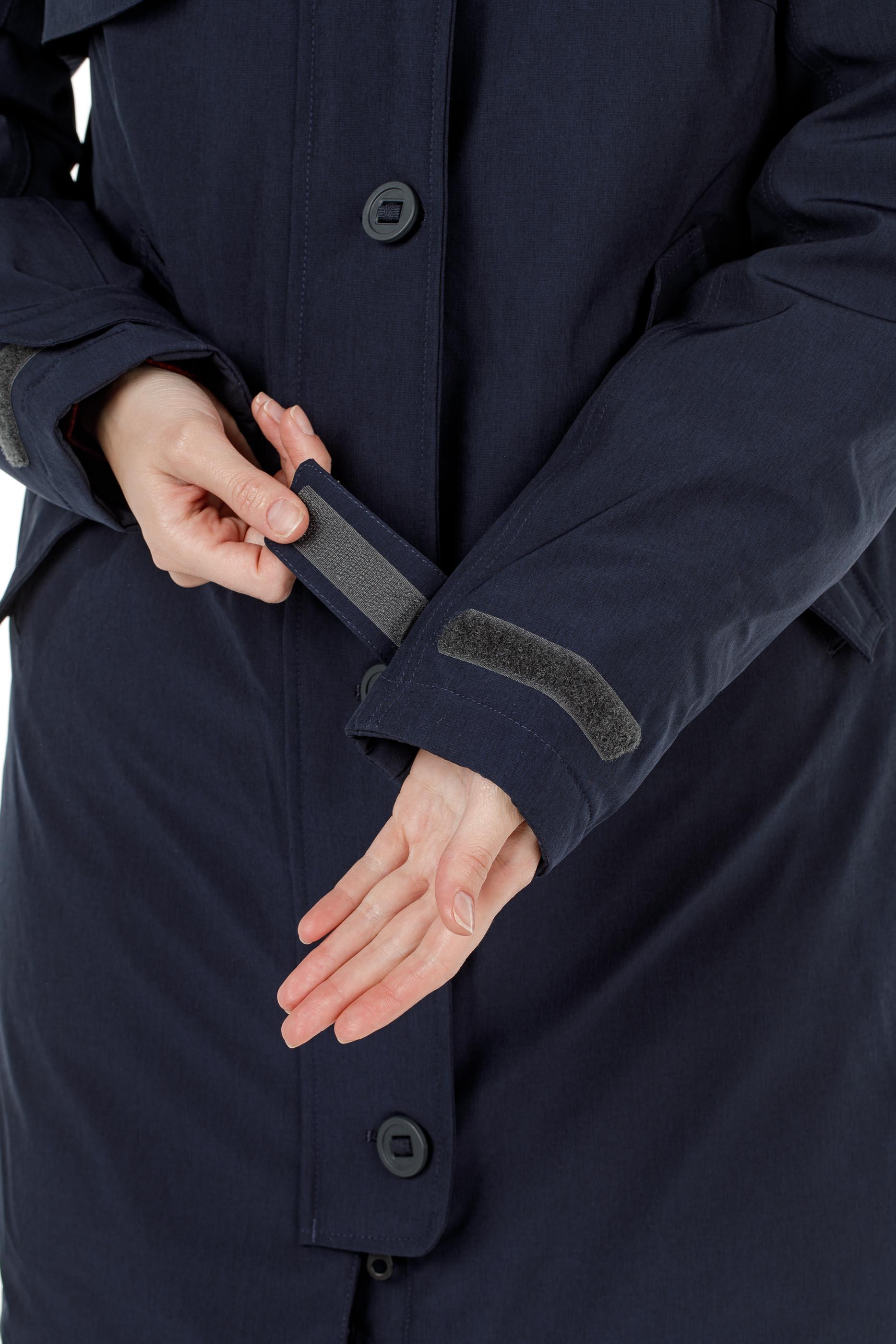 Куртка женская OSLO DOWN W PARKA Bergans — фото 6