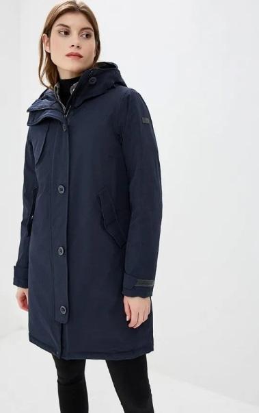 Куртка женская OSLO DOWN W PARKA Bergans — фото 2