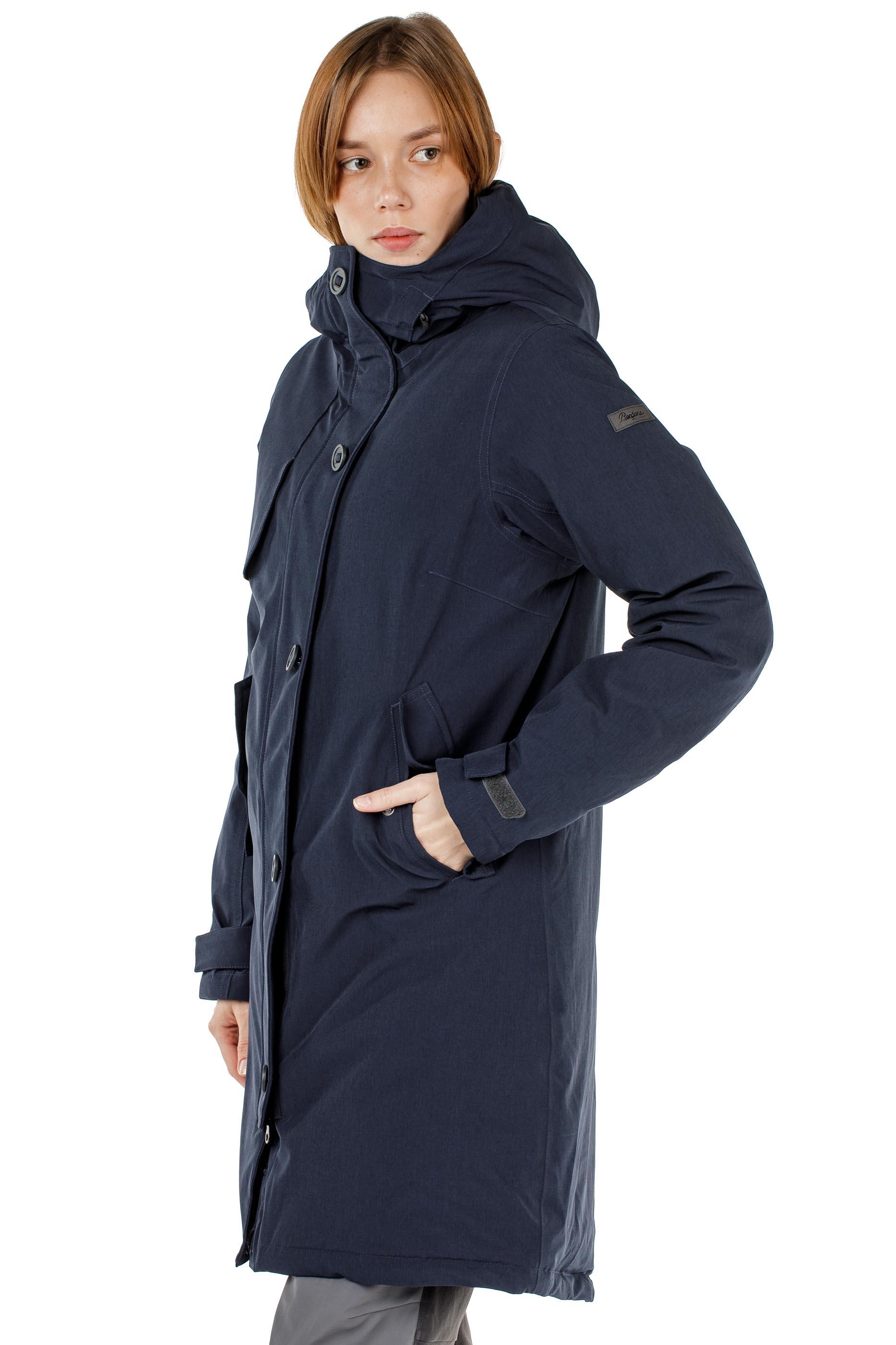 Куртка женская OSLO DOWN W PARKA Bergans — фото 7
