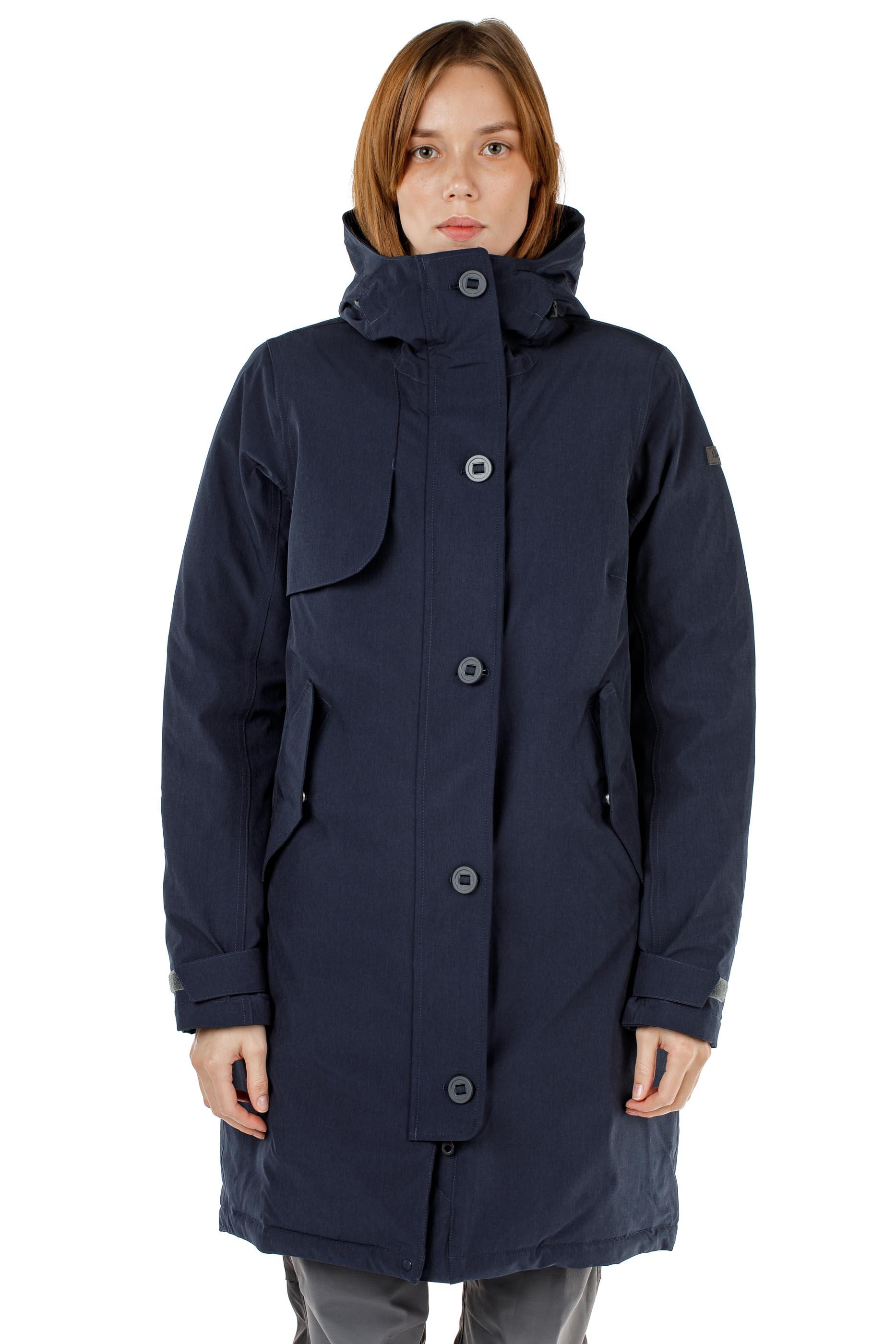 Куртка женская OSLO DOWN W PARKA Bergans — фото 8