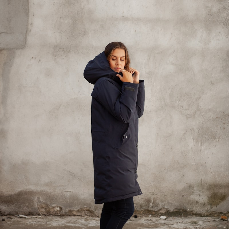 Куртка женская OSLO DOWN W PARKA Bergans — фото 3