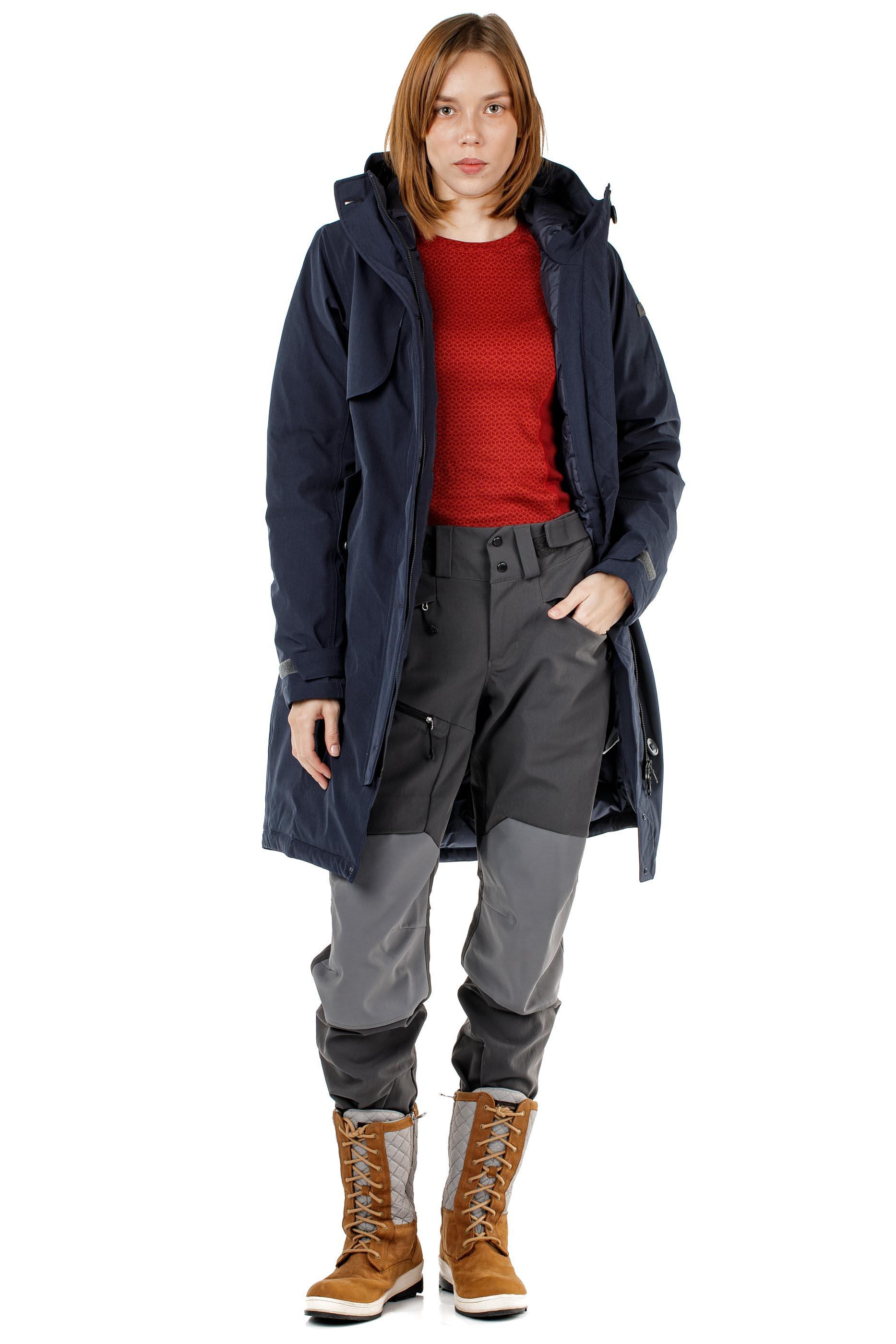 Куртка женская OSLO DOWN W PARKA Bergans — фото 9