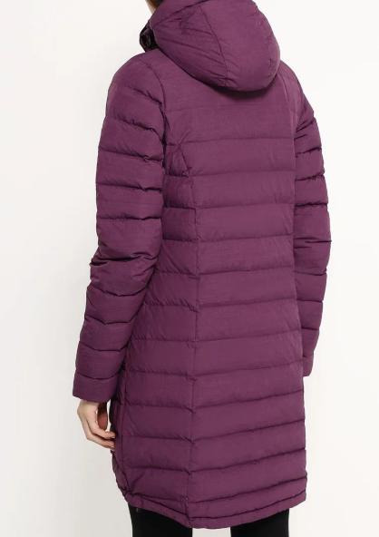 Куртка женская SIRILI DOWN LADY COAT Bergans — фото 4