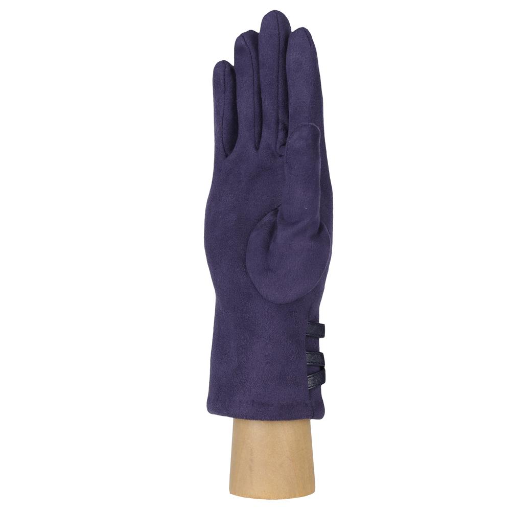 Перчатки женские FABRETTI HB2018-12-dark navy Fabretti — фото 1