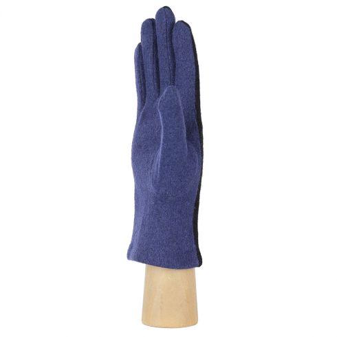 Перчатки женские FABRETTI HB2018-32-black/navy Fabretti — фото 1