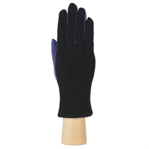 Перчатки женские FABRETTI HB2018-32-black/navy Fabretti — фото 2