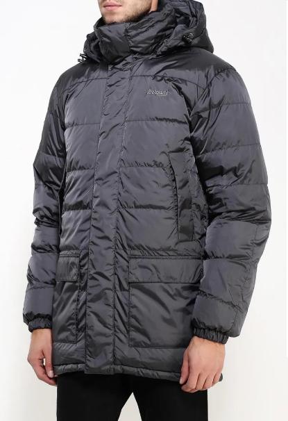 Куртка мужская DOWN PARKA Bergans — фото 2