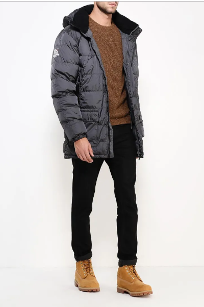Куртка мужская DOWN PARKA Bergans — фото 3