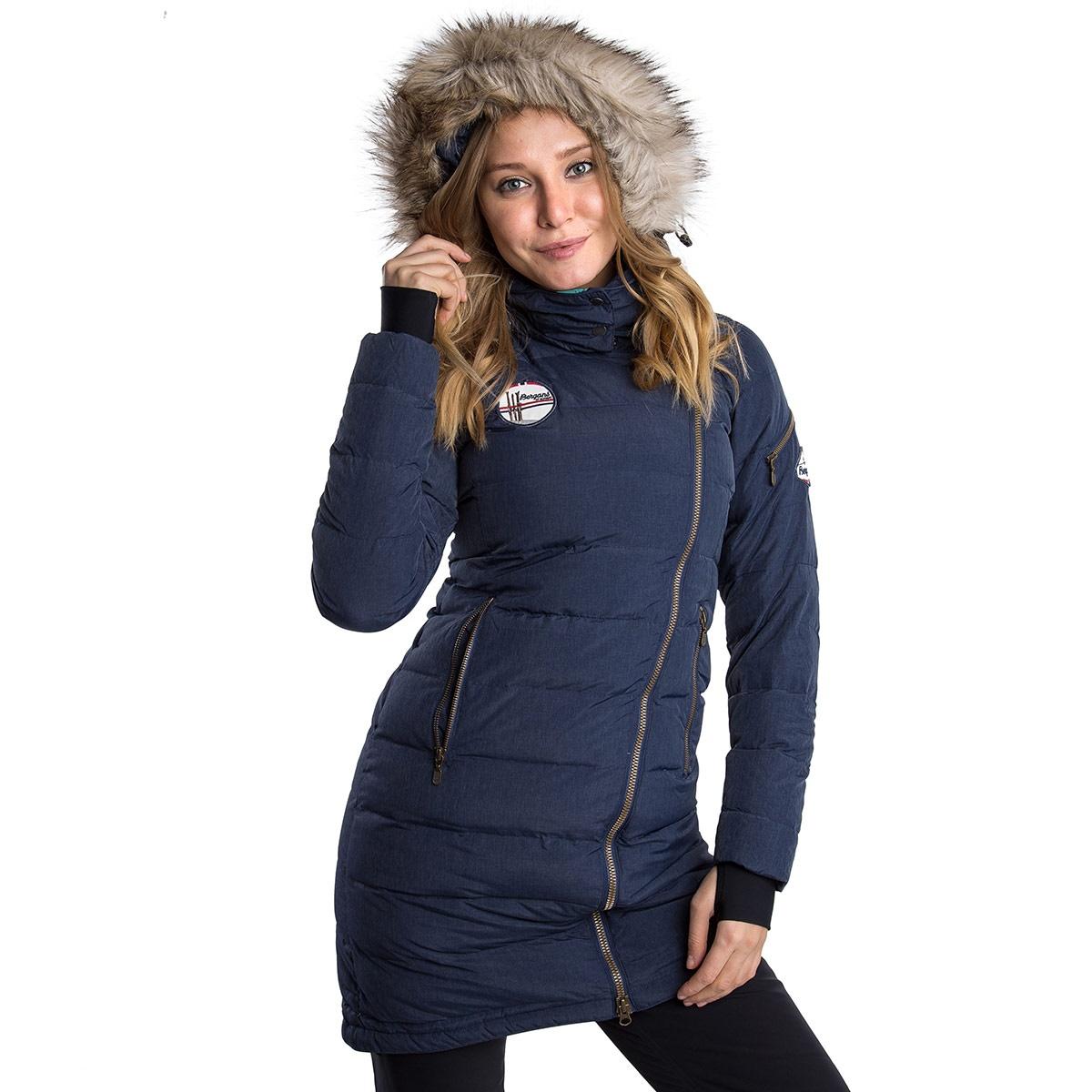 Куртка женская BODO DOWN LADY COAT Bergans — фото 4