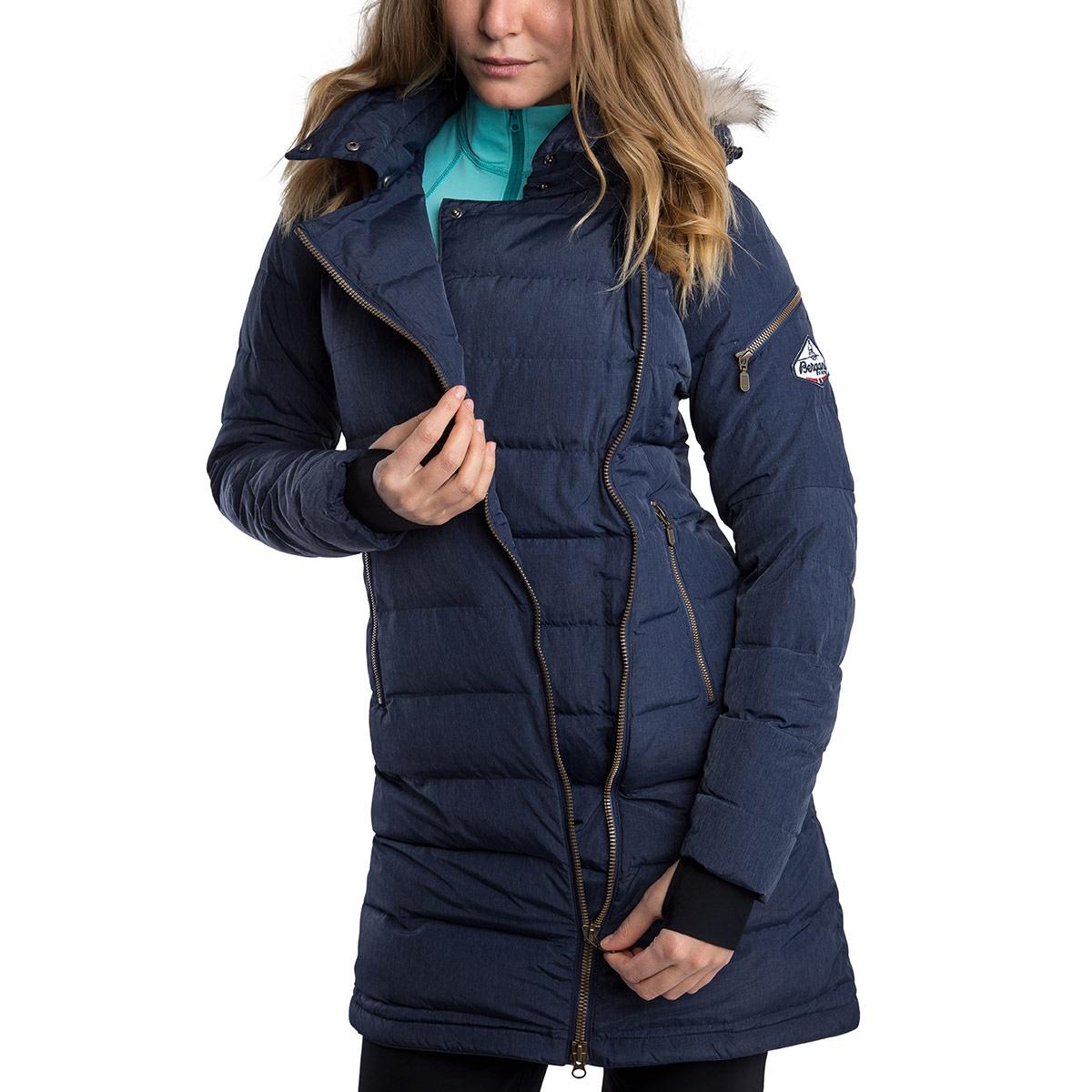 Куртка женская BODO DOWN LADY COAT Bergans — фото 8