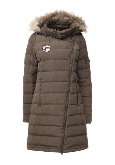 Куртка женская BODO DOWN LADY COAT Bergans — фото 9