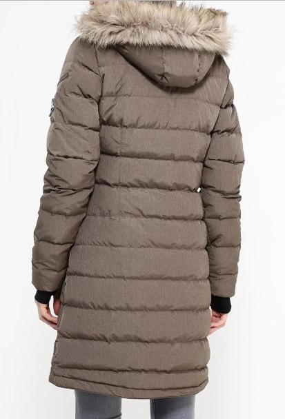 Куртка женская BODO DOWN LADY COAT Bergans — фото 12
