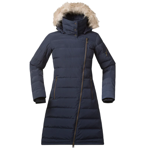 Куртка женская BODO DOWN LADY COAT Bergans — фото 3