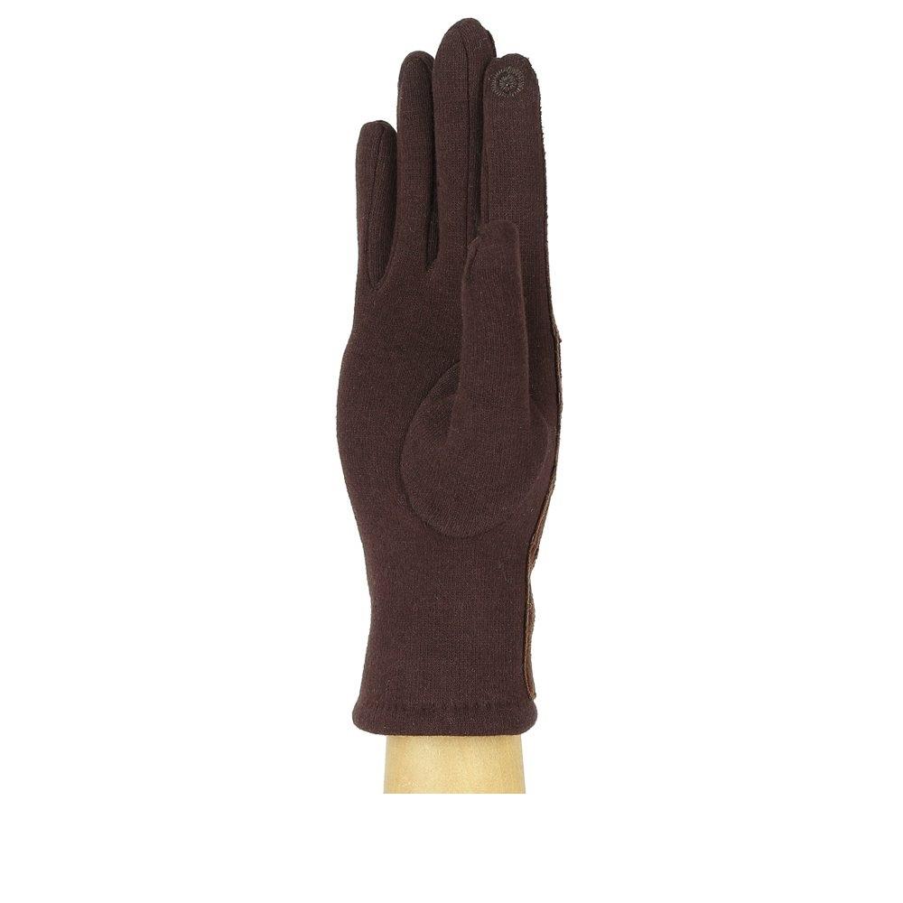 Перчатки женские FABRETTI HB2018-4-brown Fabretti — фото 2