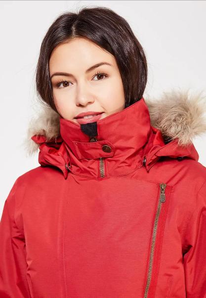 Куртка женская SAGENE 3IN1 LADY COAT Bergans — фото 5