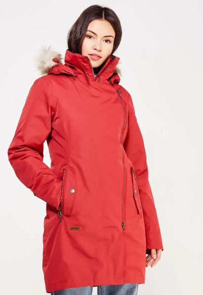 Куртка женская SAGENE 3IN1 LADY COAT Bergans — фото 4
