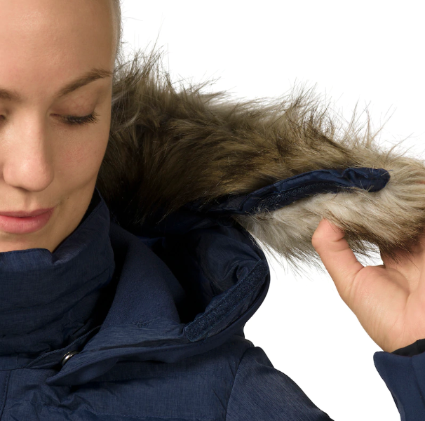 Куртка женская SAGENE 3IN1 LADY COAT Bergans — фото 2