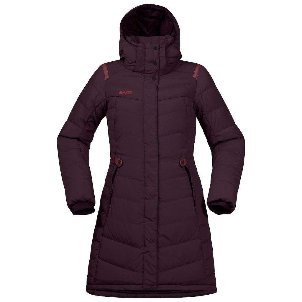 Куртка женская DOWN LADY PARKA Bergans — фото 3