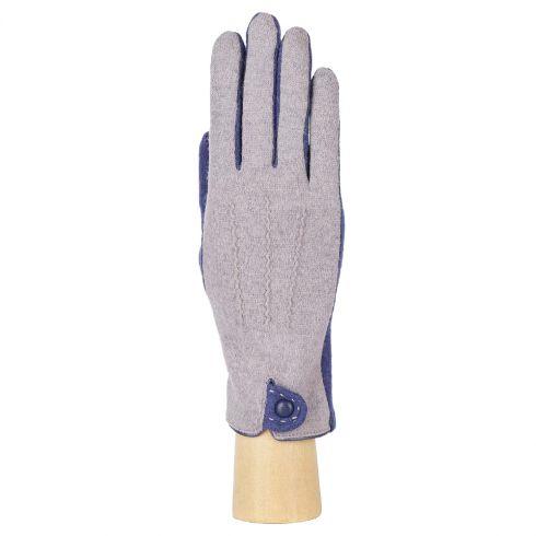 Перчатки женские FABRETTI HB2018-18-taup/navy Fabretti — фото 1