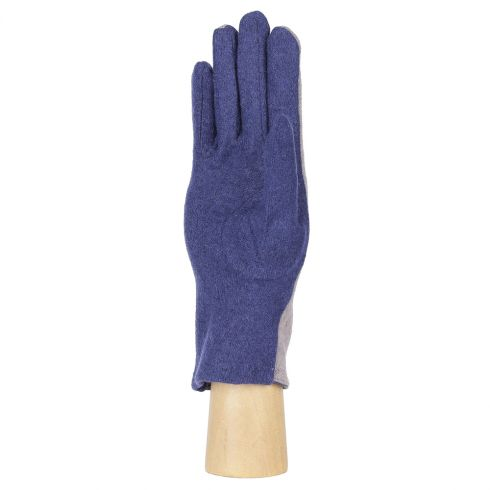 Перчатки женские FABRETTI HB2018-18-taup/navy Fabretti — фото 2