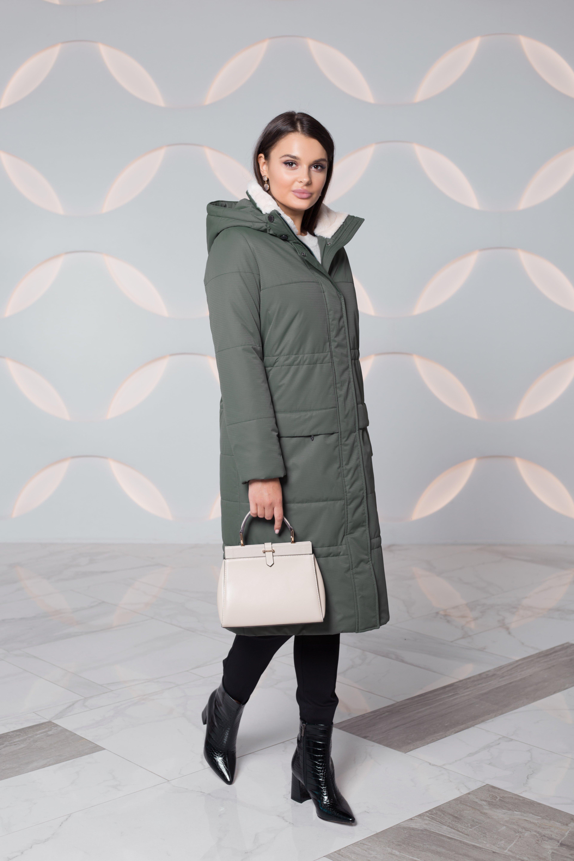 Пальто женское зима 887 Nord Wind — фото 2