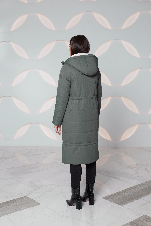 Пальто женское зима 887 Nord Wind — фото 3