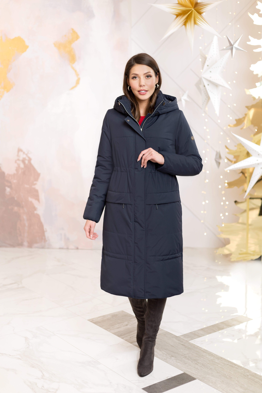 Пальто женское зима 887 Nord Wind — фото 4