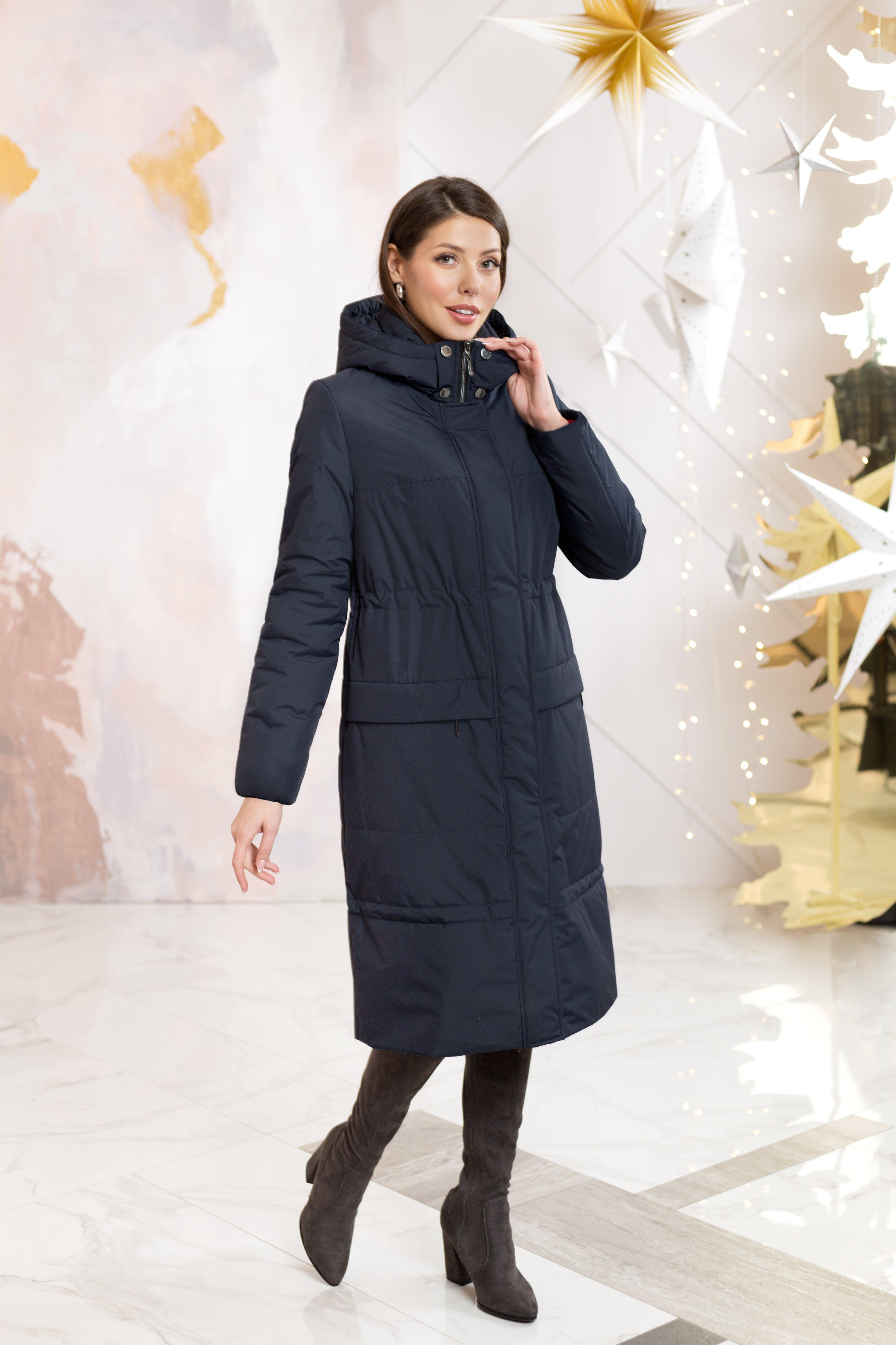 Пальто женское зима 887 Nord Wind — фото 5