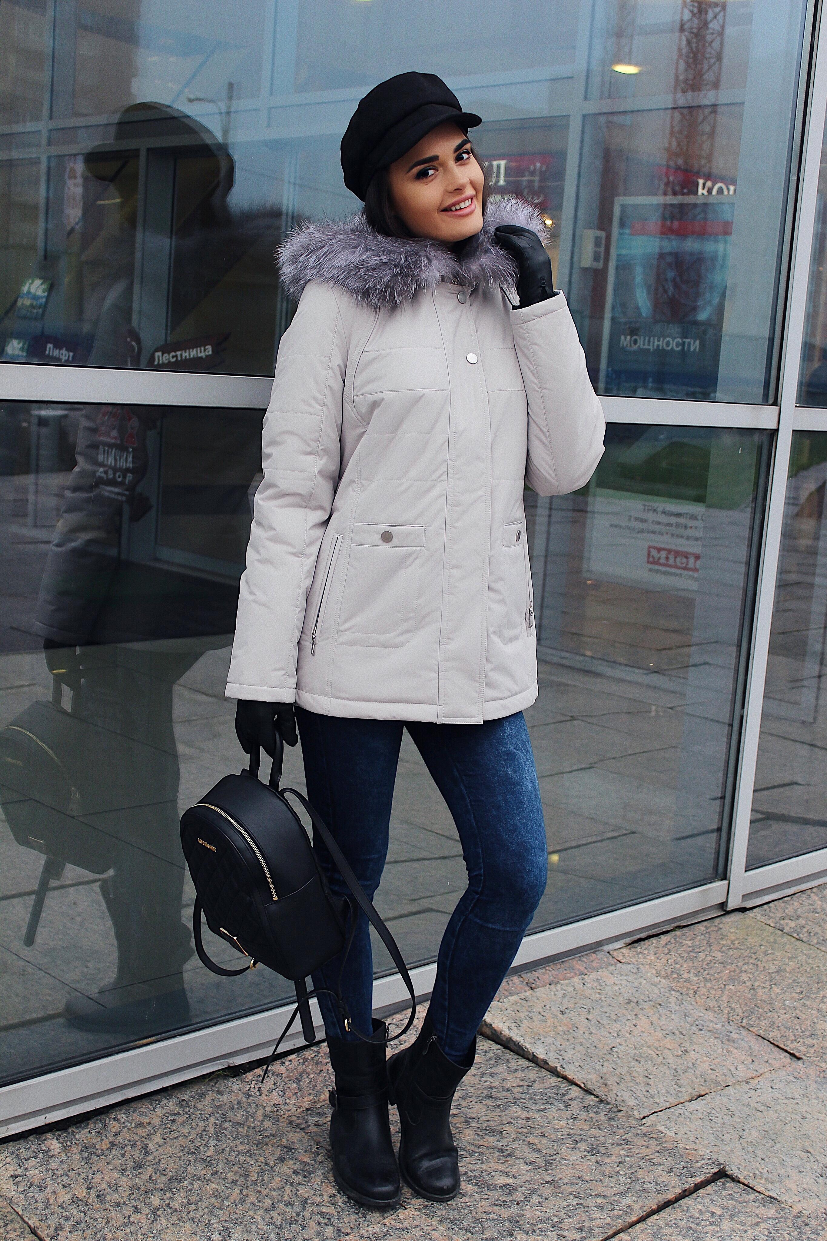 Куртка женская зима 811 Nord Wind — фото 5