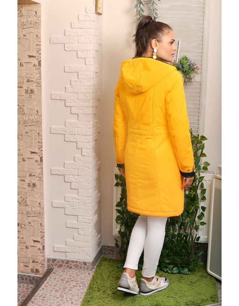 Пальто женское дс 846 Nord Wind — фото 2