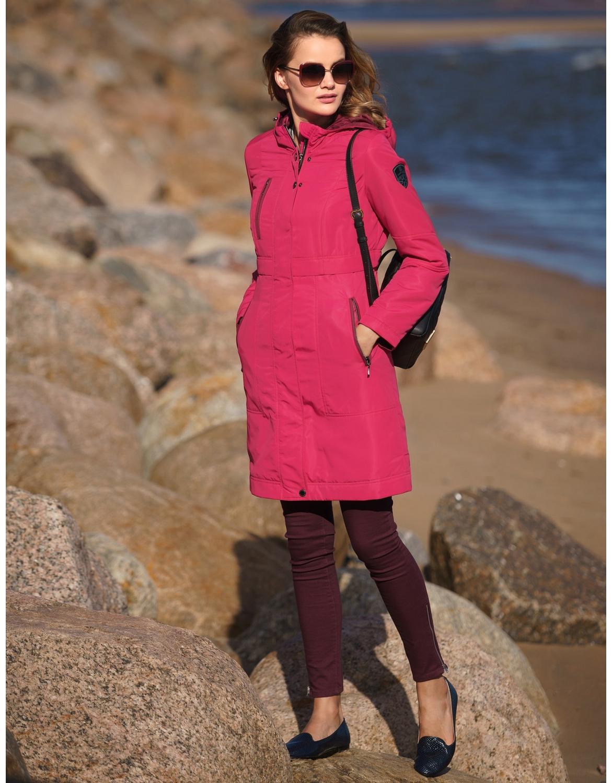Пальто женское дс 848 Nord Wind — фото 7