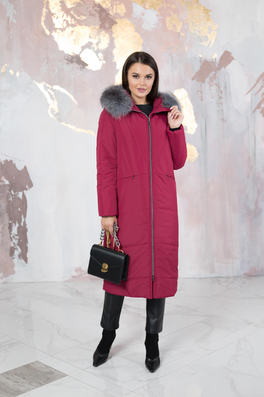 Пальто женское зима 885F Nord Wind — фото 1