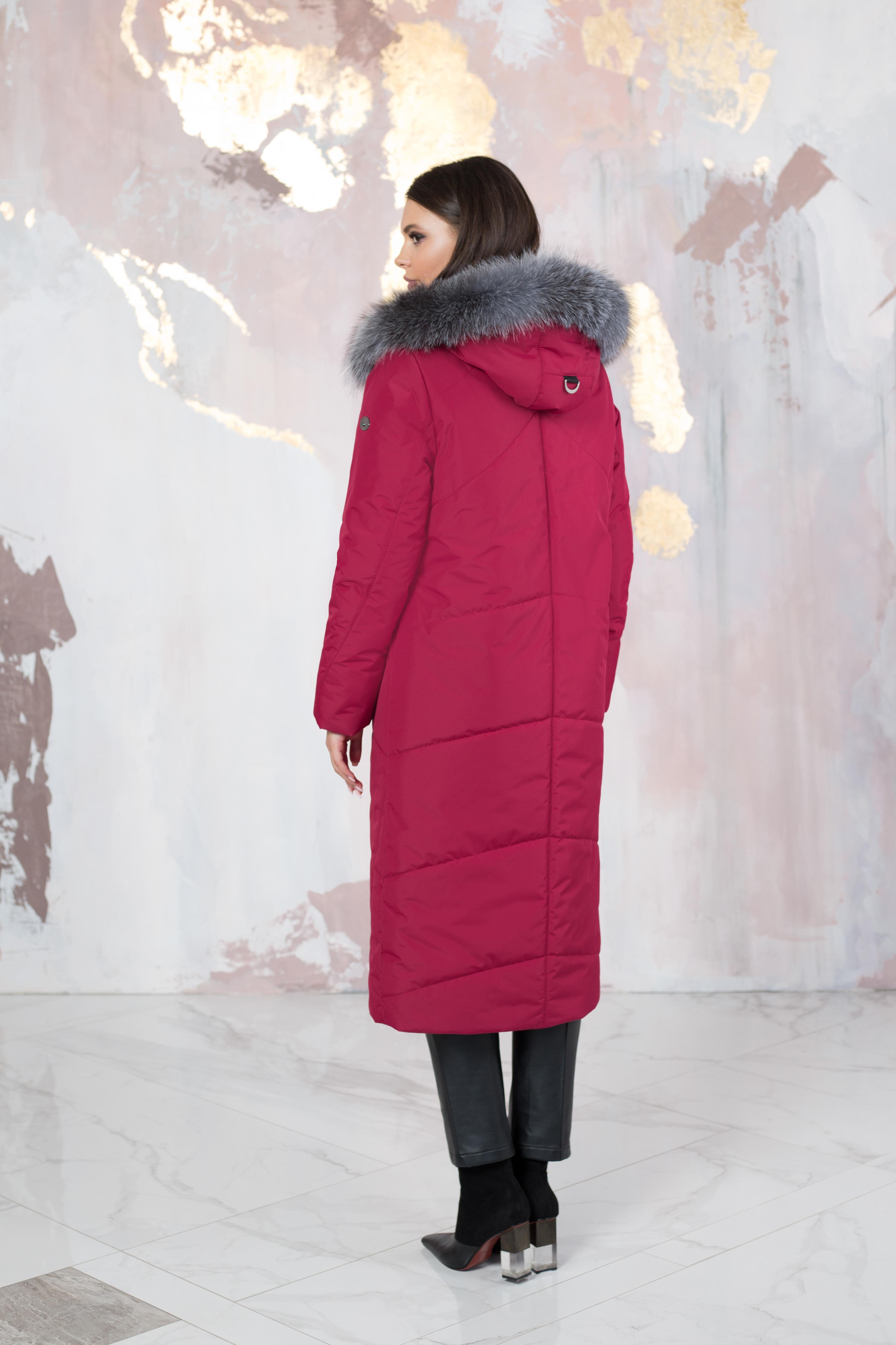 Пальто женское зима 885F Nord Wind — фото 2
