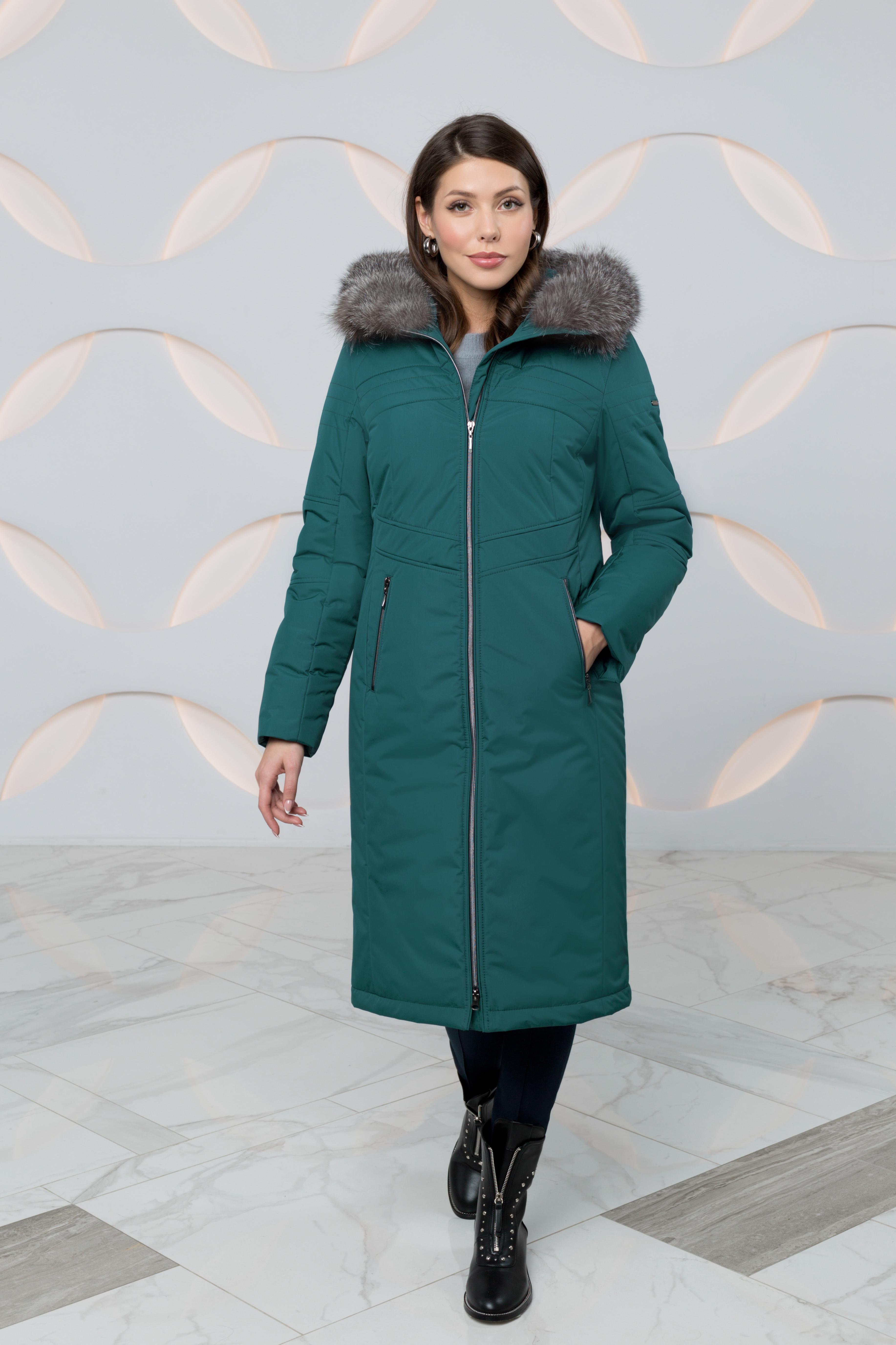 Пальто женское зима 894F Nord Wind — фото 1
