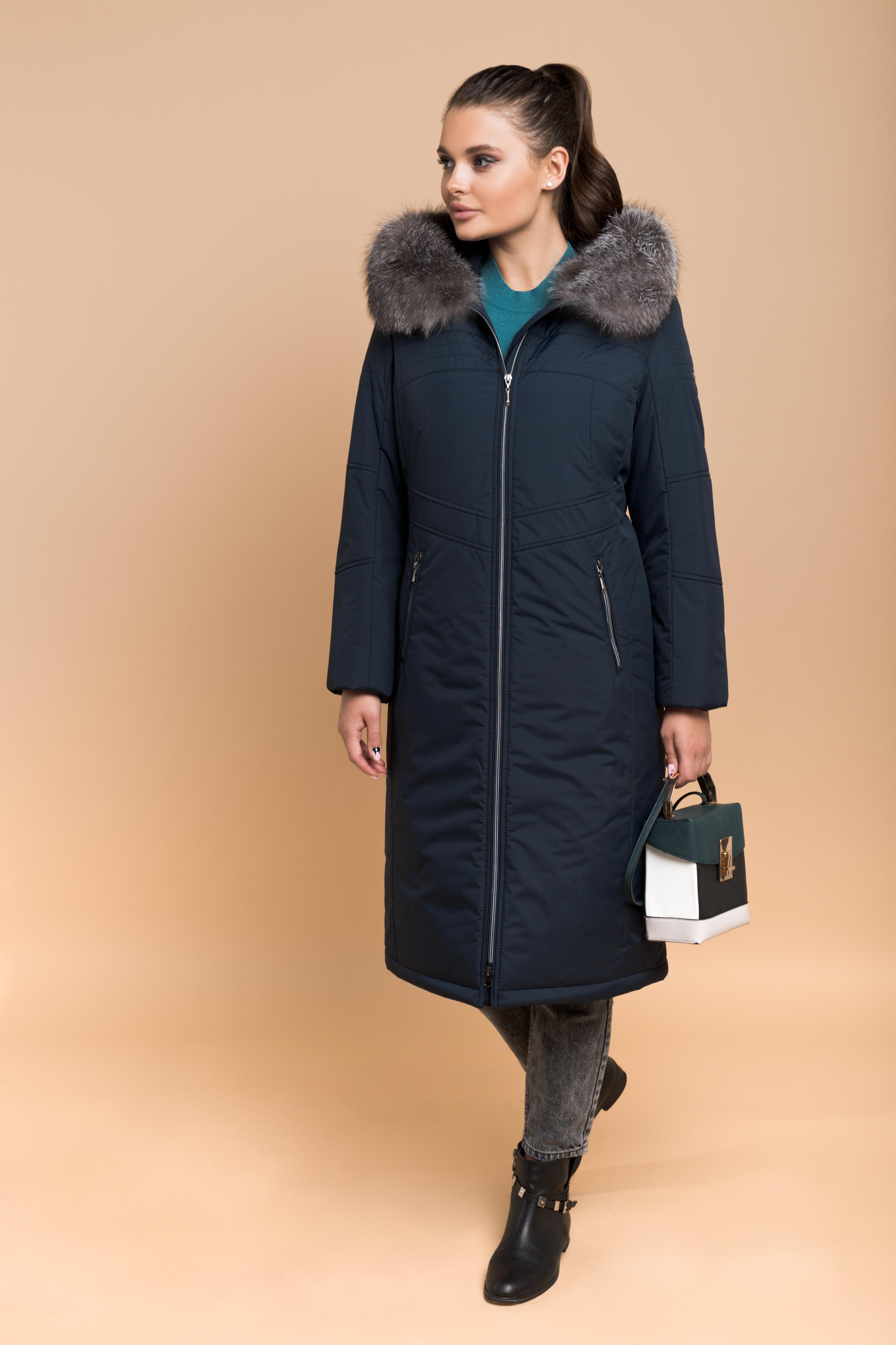 Пальто женское зима 894F Nord Wind — фото 5