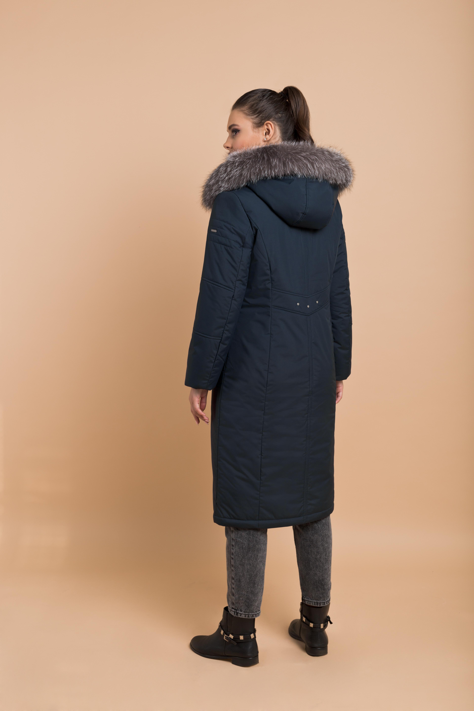 Пальто женское зима 894F Nord Wind — фото 8
