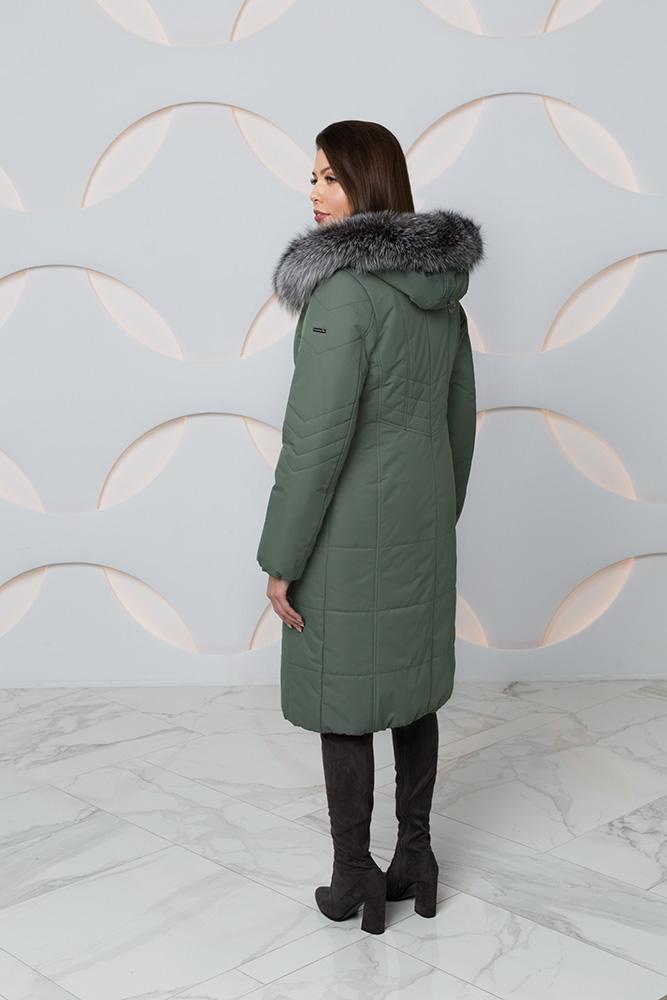 Пальто женское зима 861 Nord Wind — фото 5