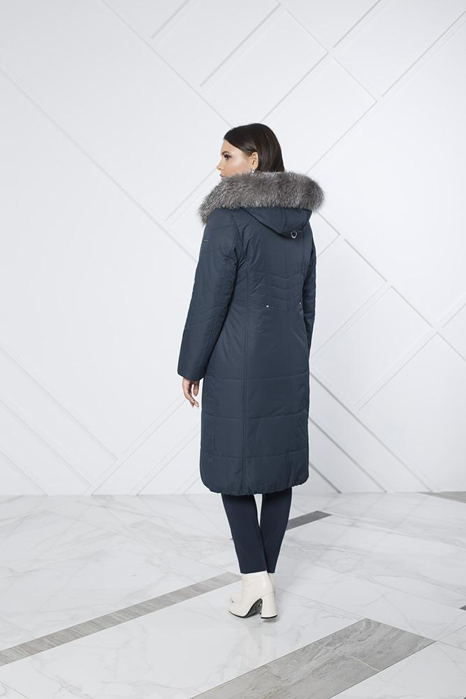 Пальто женское зима 861 Nord Wind — фото 6