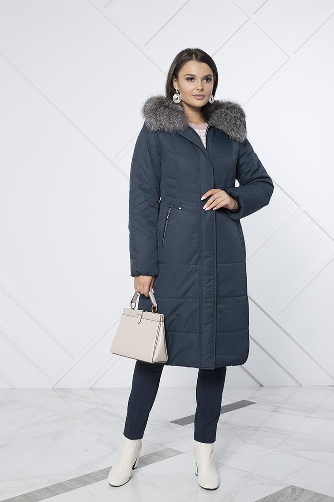 Пальто женское зима 861 Nord Wind — фото 7