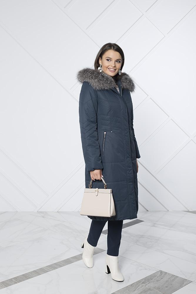 Пальто женское зима 861 Nord Wind — фото 8