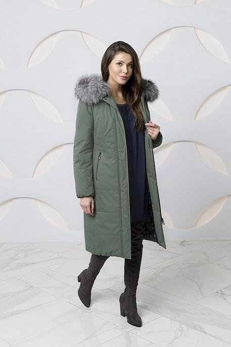 Пальто женское зима 861 Nord Wind — фото 3