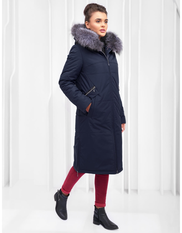 Пальто женское зима 870 Nord Wind — фото 1