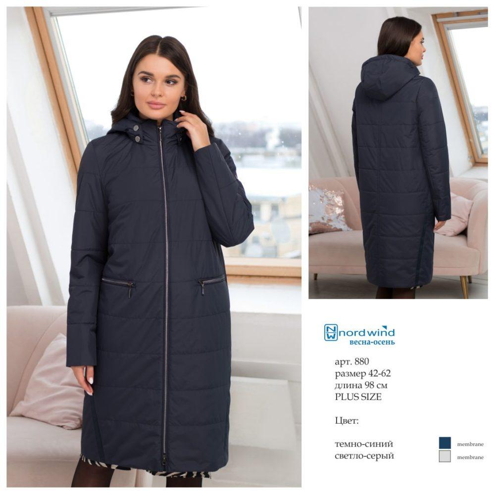 Пальто женское дс 880 Nord Wind — фото 5