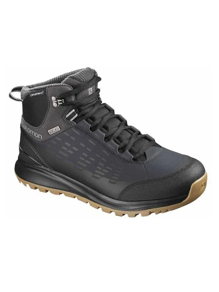 Ботинки мужские KAIPO CS WP 2 Salomon — фото 1